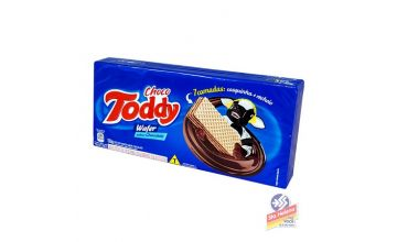 Bolacha Wafer Toddy 132g