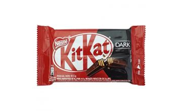 Chocolate Kit Kat Dark 41,5g